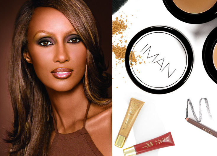 Iman Makeup Products