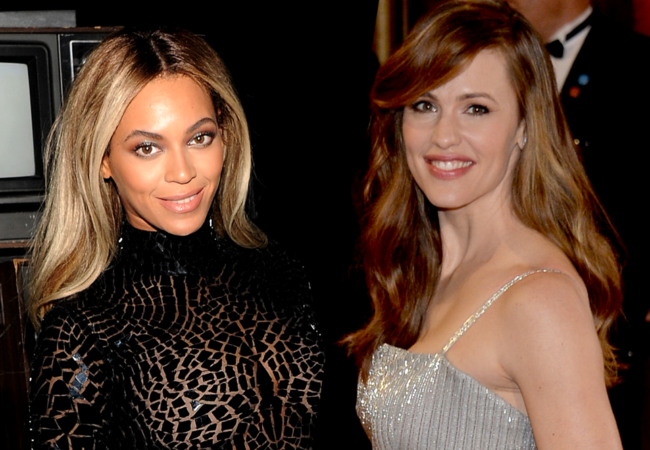 """""""Ban Bossy"""" Girl Empowerment Campaign Promoted by Beyonce & Jennifer Garner"""