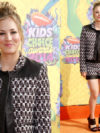 Kaley Cuoco Kids Choice 2014 Outfit