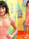 Lea Michele Kids Choice 2014 Dress