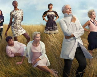 Marks And Spencer Spring Summer 2014 Campaign