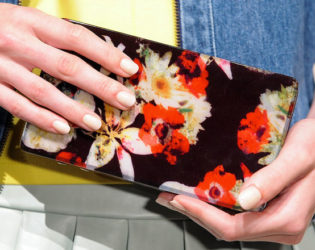 Natural Manicure Trend Spring 2014
