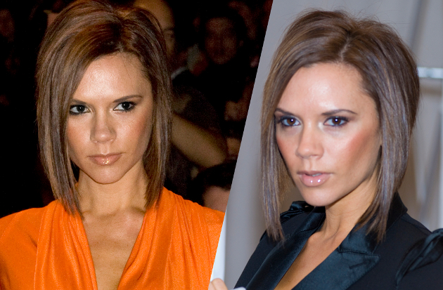 How to Get Victoria Beckham's Pob Hairstyle
