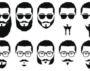 Popular Facial Hair Styles