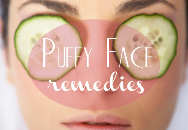 Puffy Face Causes and Treatments