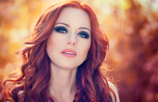 Choosing the Perfect Red Hair Color