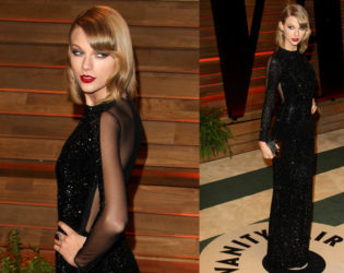 Taylor Swift Oscars After Party 2014