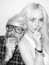 Terry Richardson Lindsay Lohan