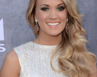 Carrie Underwood Acm Awards 2014 Hair And Makeup