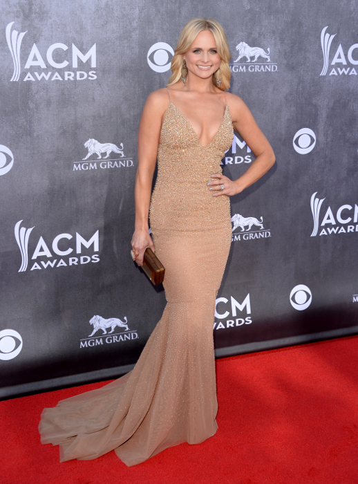 Miranda Lambert Dress Acm Awards 2014