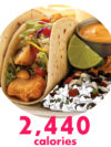 On The Border Dos Xx Fish Tacos