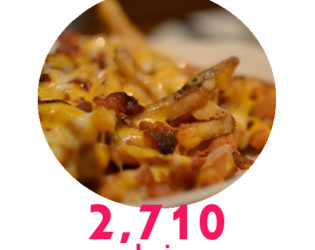 Outback Steakhouse Aussie Cheese Fries