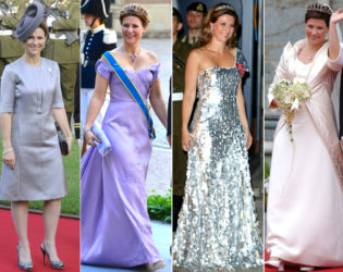 Princess Martha Louise Of Norway Style