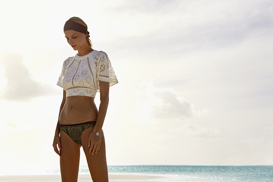 Zimmermann 2014 Swimwear Summer Look  (13)