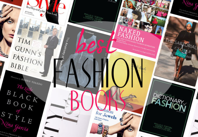 Must Have Fashion Books for Your Collection