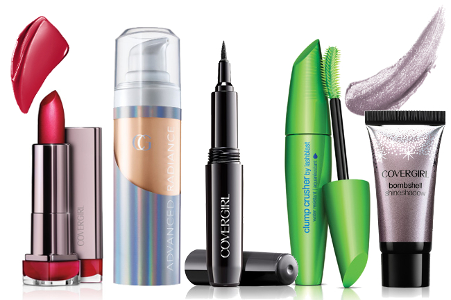 Best Makeup From Covergirl