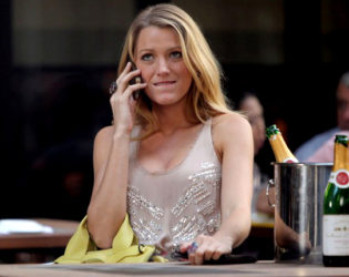Blake Lively Not Drinking Alcohol