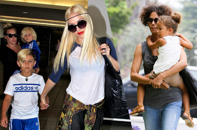 Baby Fashion – Celebrity Babies