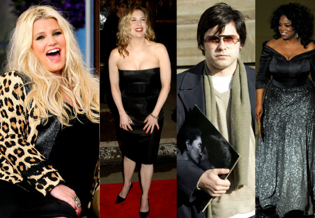 Most Shocking Celebrity Weight Gains