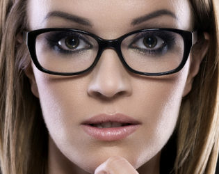 Eyebrows When Wearing Glasses