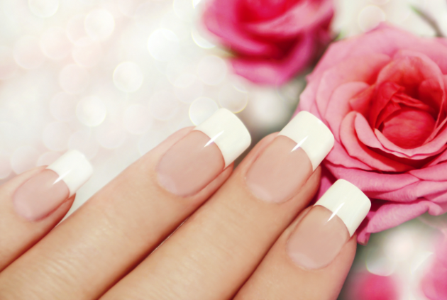 Do Your Own French Tip Manicure