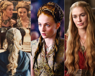Game Of Thrones Braided Hairstyles