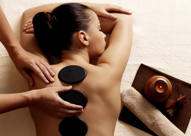 The Hot Stone Massage Therapy