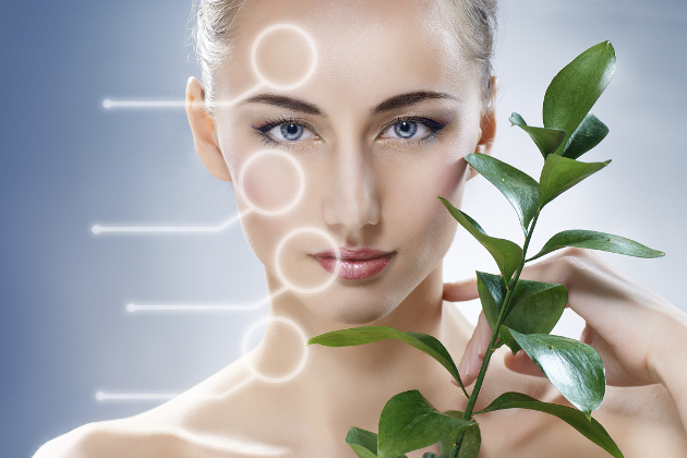 Go Green with Organic Skin Care