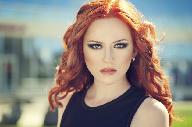 Makeup Tips for Redheads