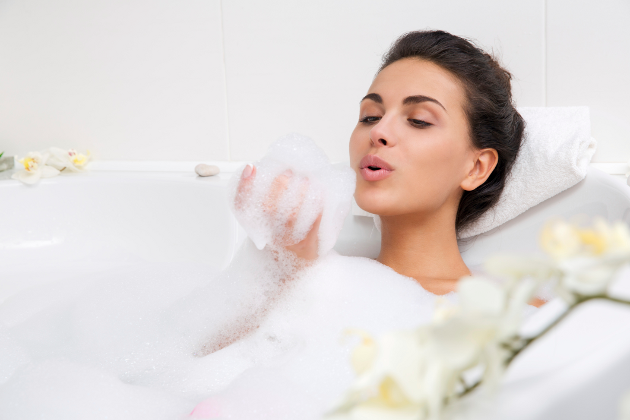 Prepare a Relaxing Beauty Bath