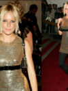 Sienna Miller In Burberry Sequin Dress