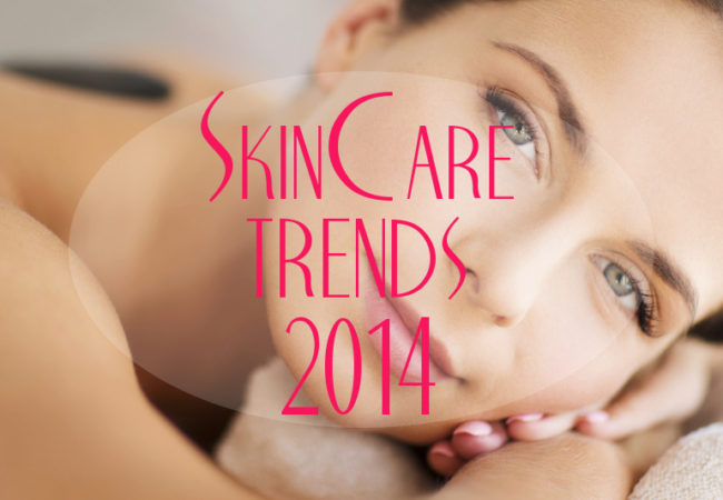 Skincare Trends in 2014