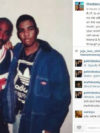 The Game With Tupac Instagram Photo