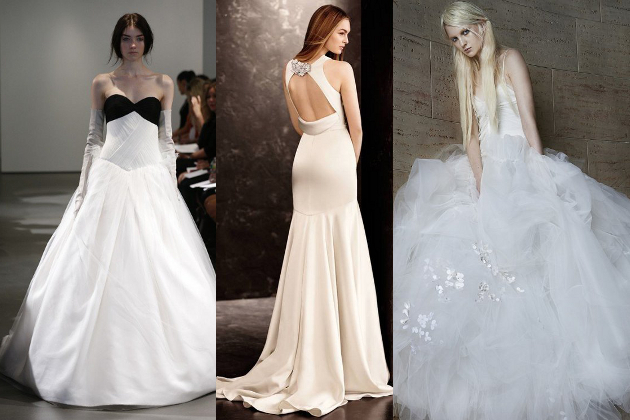 Vera Wang Wedding Gowns