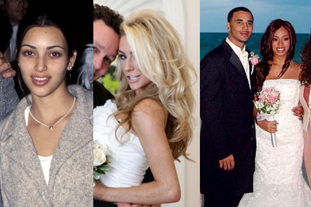 Youngest Celebrity Marriages