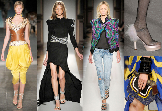 Summer 2009 Fashion Trends –  What to Buy and Keep