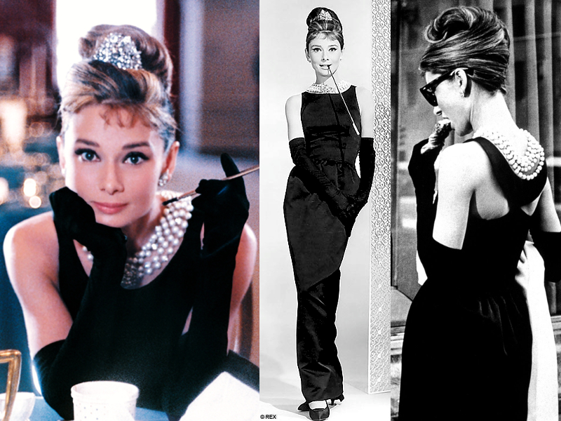 Pictures : Most Iconic Dresses of All Time - Audrey ...