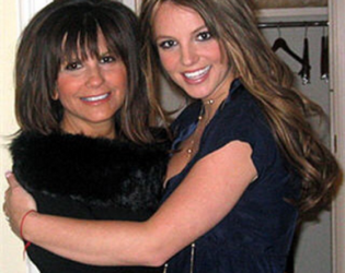 Britney Spears Mother's Day