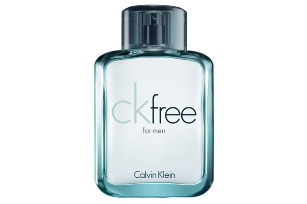 CK Free New Fragrance by Calvin Klein