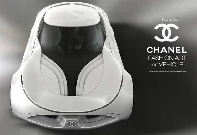 The Chanel Fiole Concept Car
