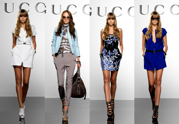 Gucci 2010 Cruise Collection