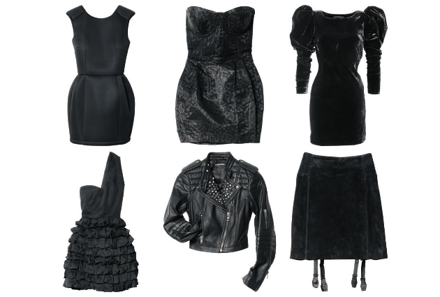 H&M Divided Exclusive Fall 2009 Collection