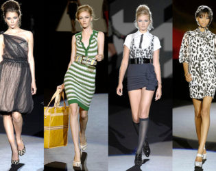 LAMB Collection for Spring 2008 by Gwen Stefani