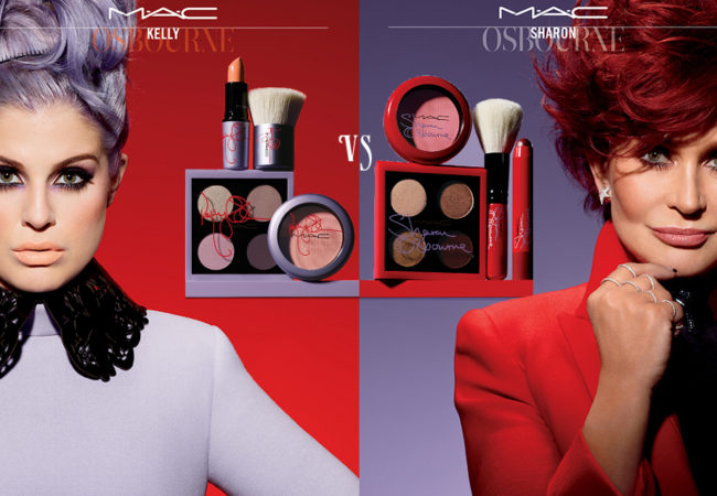 MAC x Kelly & Sharon Osbourne Summer 2014 Makeup Collections