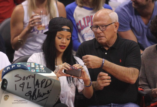 Rihanna's Cracked iPhone Valued at $66K on eBay