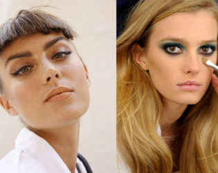 Makeup Trends Spring Summer 2009 Christian Dior and Gucci