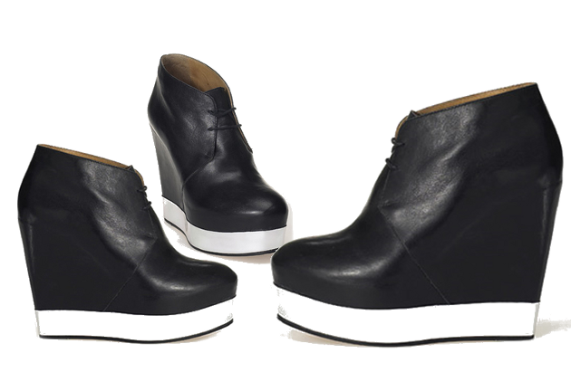 Acne 2009 Fall Winter Shoe Collection