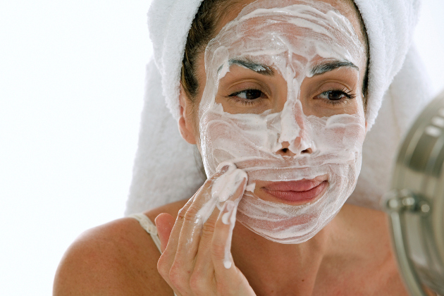 Popular Homemade Acne Facials