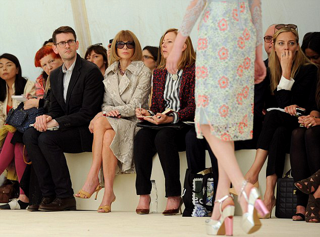 Anna Wintour Forbes Most Powerful Women 2014