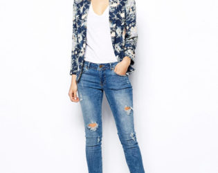 Blazer Jeans Outfit